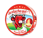 La Vache qui rit® au goût du fromage rouge